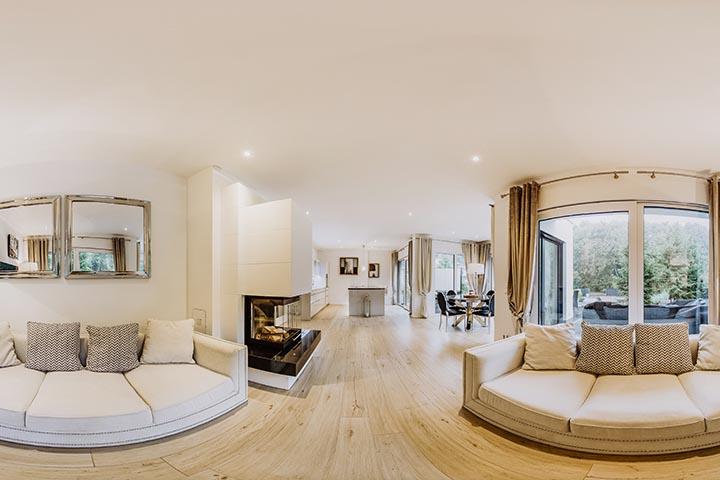 360 Grad Rundgang für Immobilien erstellen